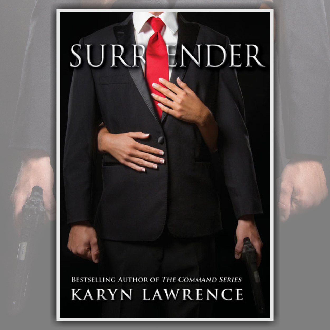 Surrender Kindle Reveal